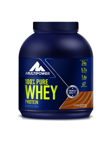 Multipower 100% PURE WHEY PROTEIN 2kg...
