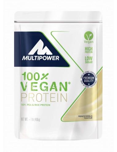 Multipower 100% VEGAN PROTEIN 450g...