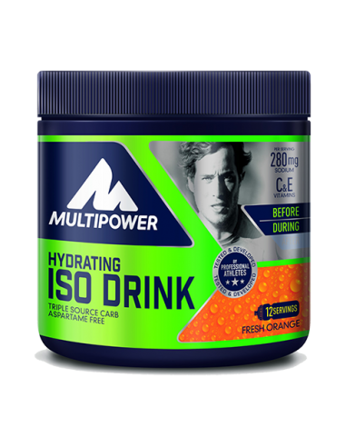 Multipower ISO DRINK 420g napój...