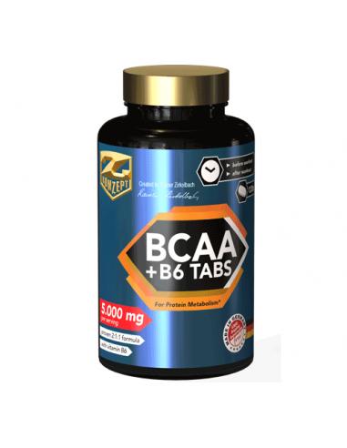 Z-Konzept BCAA +B6 aminokwasy...