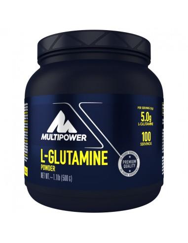 Multipower L-GLUTAMINE POWDER 500g...